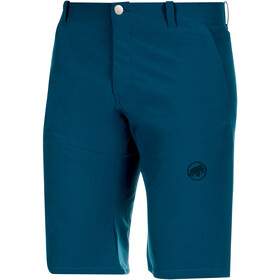 Mammut Runbold Shorts Men blue